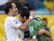 Fußball: Italien Dritter in Brasilien: 3:2-Sieg i.E. gegen Uruguay