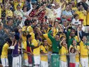 : Magie im Maracanã: Brasilien träumt jetzt vom WM-Pokal