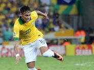 : Brasilien-Star Neymar muss im Hals operiert werden