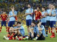 : Spaniens Schmach in historischer Dimension
