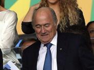 : Blatter lobt Brasilien und blickt auf WM 2014