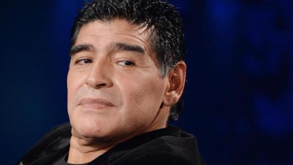 Ex-Fußballstar: Nach Papst-Audienz: Maradona erkennt Sohn nach fast 30 Jahren an