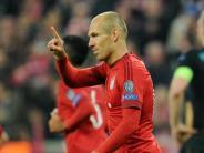 """DFB-Pokal: Pressestimmen zum Pokalspiel der Bayern: """"Rot entscheidet das Spiel"""""""