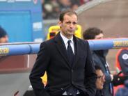 Fußball: Gerüchte: Geht Juventus-Coach Allegri nach London?