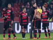 Fußball: Kein Fußball-Wunder: Bayer scheitert in Europa League