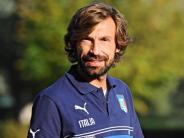 Fußball: Italien mit zwei Neulingen gegenDeutschland - Pirlo fehlt