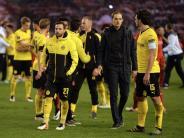 Fußball: Spektakel ohne Happy End: BVB schiebt Frust