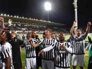Fußball: «Was für ein Jahr!»: Juve und Khedira feiern 32. Titel