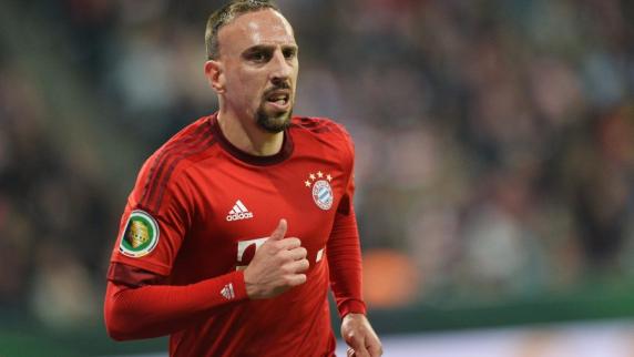 FC Bayern: Außenseiter-Meinung: Gelb für Ribéry ist in Ordnung