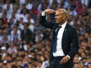 """Champions-League-Finale: Real-Coach Zidane vor der Meisterprüfung: """"Glücklich, hier zu sein"""""""