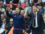 Fußball: Bericht: Giggs vor Abschied als Co-Trainer bei Manchester