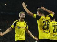 Champions League: Schürrle lässt den BVB gegen Real spät jubeln