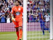 Kantersieg für Atletico: Messi trifft bei Comeback: Barça schlägt Deportivo 4:0