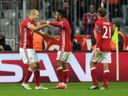 """FC Bayern: Robbens Gala mit Premiere - """"Er ist einWeltklassespieler"""""""