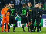 Nur 1:1 gegen Glasgow: Gladbach nach unnötigem Remis gegen Celtic vor Aus