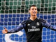 Nur 3:3 gegen Legia: Kein Real-Sieg in Warschau: Madrid muss noch warten