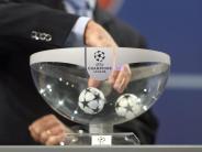 Champions League: Livestream, Reglement und Termine: Alles zur Auslosung
