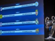 Viertelfinal-Paarungen: Champions League: Bayern trifft auf Real, BVB gegen Monaco