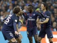2:1 gegen Lyon: Draxler mit Siegtreffer bei Pariser Heimerfolg