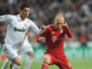 Champions League: Bayern gegen Real im 1:1-Vergleich: Kleiner Vorteil für den FCB