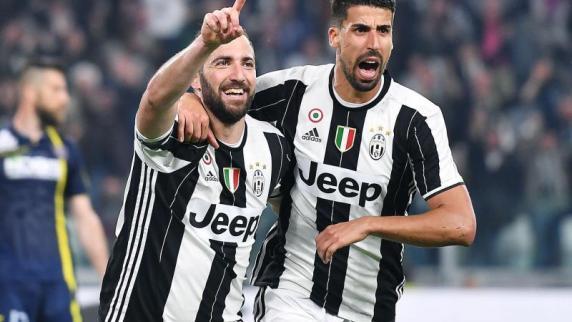 Juve in Champions League auf Halbfinalkurs