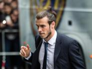 Champions League: Real Madrid geht ohne Bale ins Bayern-Duell