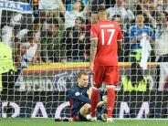 Champions League: Bayern-Aus: XXL-Drama statt Heldenepos