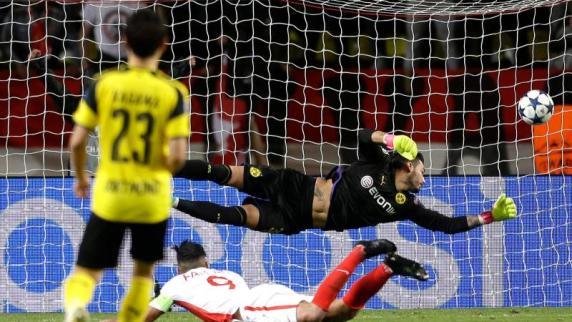 Keine Aufholjagd in Monaco: BVB verpasst Königsklassen-Halbfinale