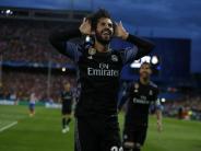 Champions League: Real folgt Juve ins Königsklassen-Finale