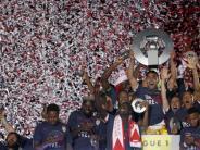 Party im Millionärsparadies: Frankreich liegt Meister AS Monaco zu Füßen