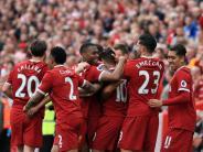 3:0-Sieg gegen Middlesbrough: Liverpool erreicht die Champions-League-Qualifikation