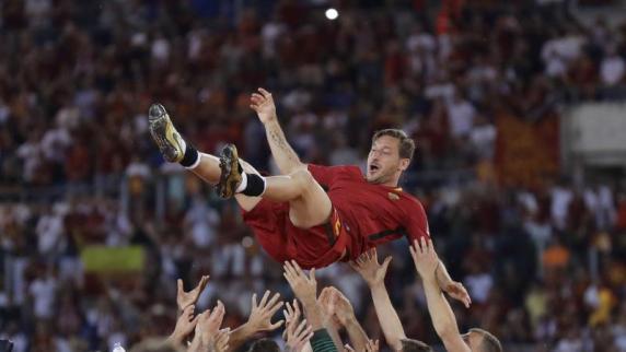 Francesco Totti - Der große Römer geht