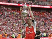 Meister und Pokalsieger: Khedira, Kroos oder Arsenal-Trio - Legionäre feiern Titel