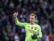 Fußball: Ter Stegen verlängert bei Barça - Horrende Ausstiegsklausel