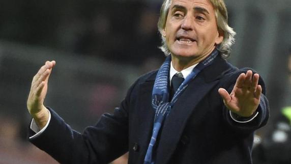 Roberto Mancini wird neuer Trainer von Zenit St
