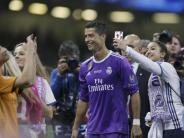 Vierter Königsklassen-Titel: Einsätze und immer wieder Tore: Ronaldos Rekorde in Zahlen