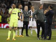 1:4-Niederlage gegen Real: Khedira und Buffon erleben Juve-«Albtraum»