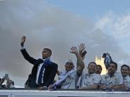 Nach Sieg gegen Juventus: Kroos & Co. feiern Titel mit Zehntausenden in Madrid