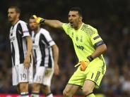 Bis 2019?: Buffon will im Fall vonChampions-League-Titel weiterspielen