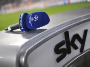 Fernsehrechte: ZDFverliert, Sky gewinnt:Champions League nur im Pay-TV