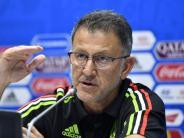 Nach FIFA-Warnung: Mexikos Trainer: Fanrufe keine Beleidigung