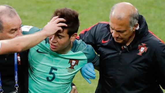Verwirrung um Guerreiro-Verletzung: Bruch, aber vor Wochen