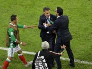 Nach «Motherfucker»-Ruf: Mexiko-Coach zwischen Entschuldigung und Gegenangriff