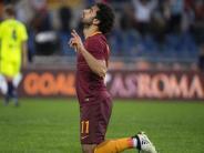 Transfer perfekt: Ägypter Salah wechselt aus Rom zum FC Liverpool