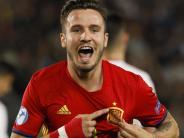 3:1 gegen Italien: Spanien bei EM im Finale gegen deutsche U21