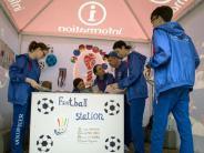 Tausende Helfer: Russlands Armee der Confed-Cup-Freiwilligen