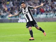 Nach nur einem Jahr: Dani Alves verabschiedet sich von Juventus