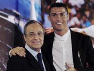Florentino Pérez: Real-Präsident ist überzeugt: «Ronaldo bleibt in Madrid»