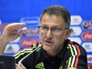 CONCACAF Gold Cup: Nächstes Turnier in einer Woche: Mexikaner im Terminstress