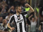 42 Millionen Euro Ablöse: Bonucci-Wechsel von Juventus zu ACMailand perfekt